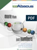 Abacus Brochure