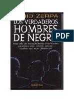 Los Verdaderos Hombres de Negro Fabio Zerpa