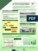 Eliminacion Carpas Laguna Medina Poster