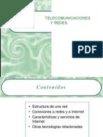Telecomunicaciones y redes