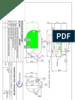 00 Plano de tanque para producción de biogás