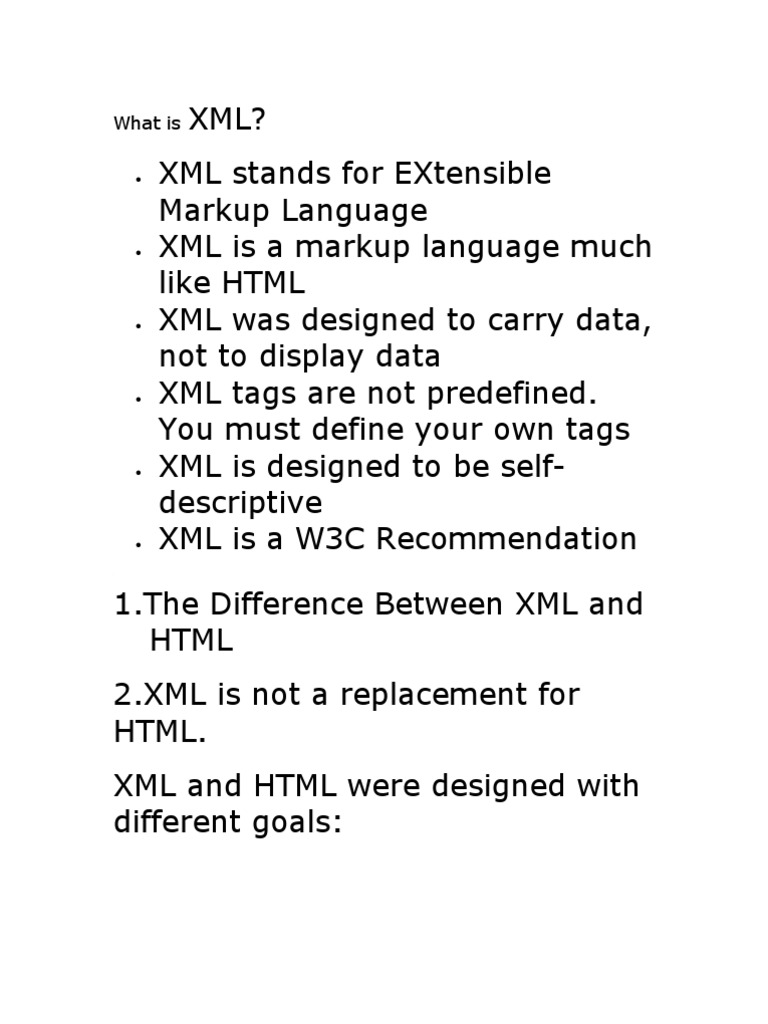 What is xml html element xml baditri Images