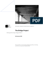 Cleveland Urban Design Collaborative - Academic Programs - Student Work - 2009 - Syllabus
