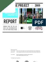 Cleveland Urban Design Collaborative - Academic Programs - Student Work - 2009 - Report