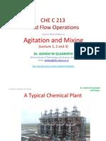 FF0 Agitation Mixing -Part I