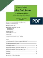 Auster, Paul - La Soledad Del Laberinto