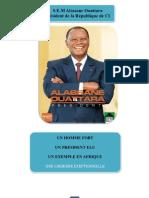 Biographie d'Alassane Ouattara
