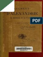 Cognat. Clément d'Alexandrie