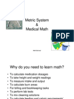 Metric System PPT