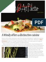 Alinea Restaurant-Grant Achatz Aapj Print
