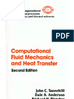 Computational Fluid Mechanics and Heat Transfer - Anderson