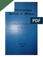 Zoroastrianism Ancient and Modern