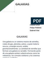 Tipos de Galaxias Para Imprimir