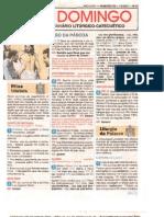 O Domingo - Semanário Litúrgico 2011.05.01