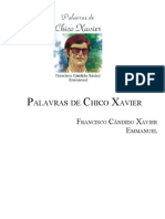 380 - (Chico Xavier - Emmanuel) - Palavras de Chico Xavier