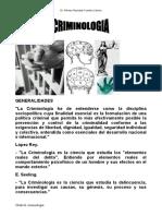 Material Complement a Rio CRIMINOLOGIA