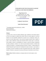 03 - PROCESSAMENTO MECÂNICO PARA RECICLAGEM DE PLACAS