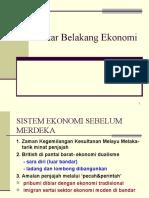 sejarah ekonomi malaysia