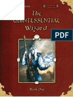 Dungeons & Dragons - 4th Edition - Quintessential Series Book 01 - The Quintessential Wizard