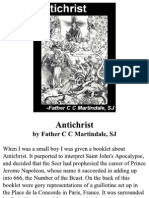 Antichrist, By Father C C Martin Dale, SJ