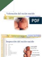 Valoracion Del Recien Nacido