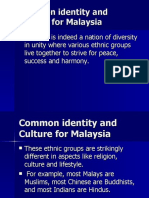 Malaysian Studies Lesson 5