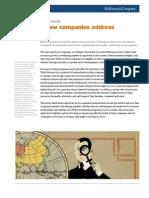 CSR How+Companies+Address+Social+Issues