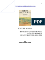 326 - PORTO DE ALEGRIA - (Chico Xavier - Espíritos Diversos)