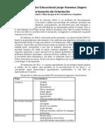 Síndrome Déficit Atencional.Características y Manejo