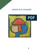 La anatomía de la corrupción