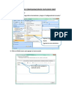 Guia Configuracion Outlook 2007