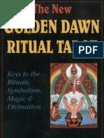 Cicero the New Golden Dawn Ritual Tarot