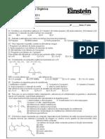 Lista de Exercícios -isomeria- 2ano - 2bimes