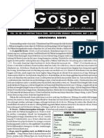 Gospel 1 May