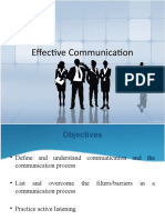 Effective Communication Latest