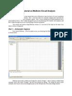 A Quick EE-331 Tutorial on Multisim Circuit Analysis