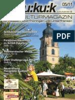kukuk-Magazin, Ausgabe 5/2011