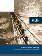 Monitor Human Capital Strategy