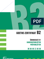 B2 Goethe