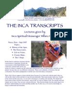 Inca Transcripts