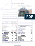 7411 Forrer - Performance Report