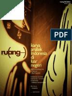 e-magazine arsitektur. ruang 04|2011
