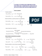 Apuntesreaccionesquimicaorganica