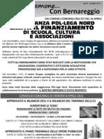 Parliamone Con Bernareggio Aprile/Maggio 2011