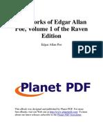 The Works of Edgar Allan Poe NT