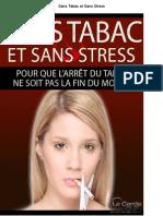 Sans tabac et sans stress