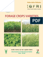 Forage Crop Varieties