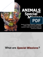 [NASC7] Animals With Special Missions