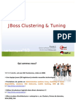 JBoss clustering et tuning (lab 1/3)