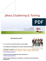 JBoss clustering et tuning (lab 3/3)